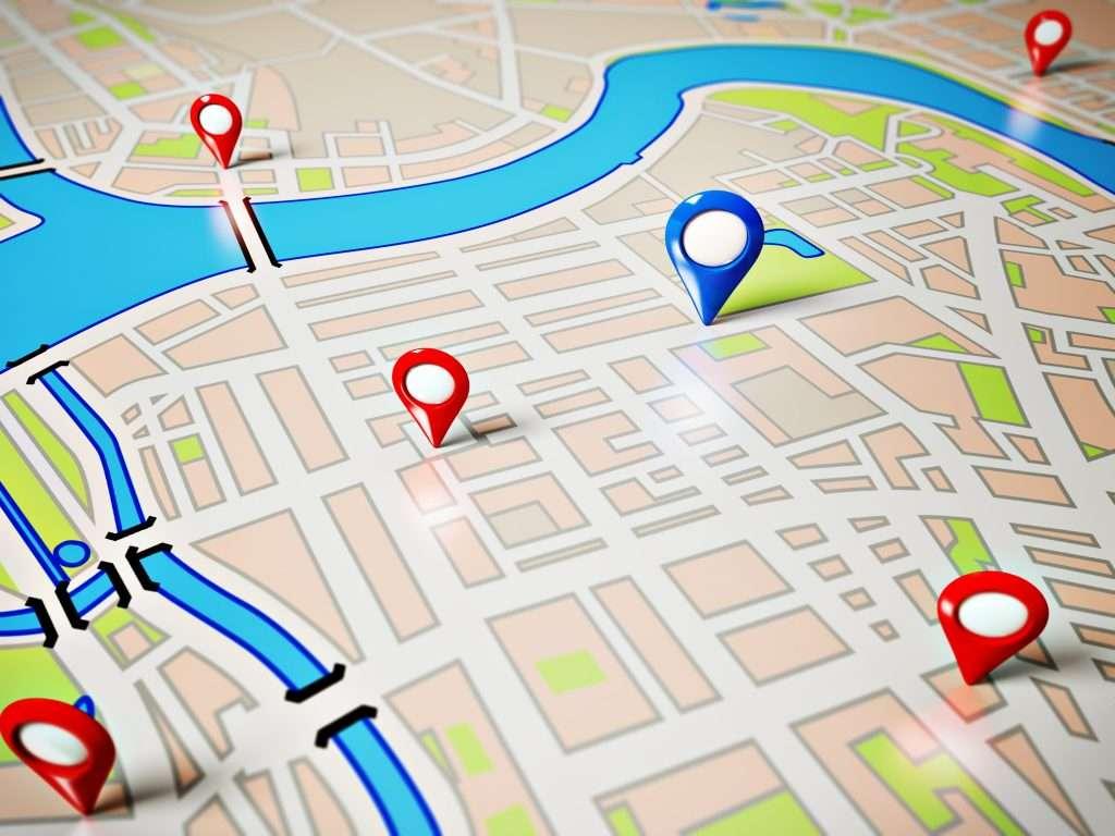 SMS geo-location targeting lebanon